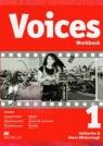 Voices 1 Workbook + CD Gimnazjum Bilsborough Katherine, Bilsborough Steve
