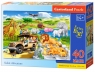 Puzzle maxi Safari Adventure 40 (B-040322)