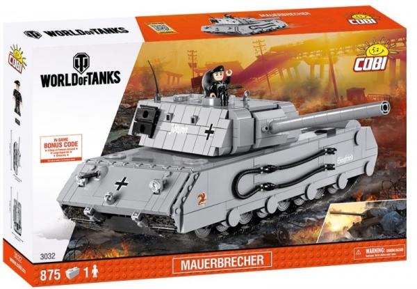 World of Tanks Mauerbrecher (3032)