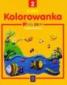 Wesoła szkoła sześciolatka Kolorowanka Część 2