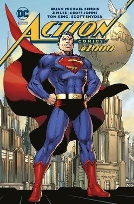 Superman Action Comics #1000 praca zbiorowa