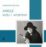 Awuls Myśli i aforyzmy Bocian Marianna