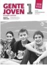 Gente Joven 1. Edicion revisada. Zeszyt ćwiczeń. 7 klasa Encina Alonso Arija, Matilde Martinez Salles, Neu