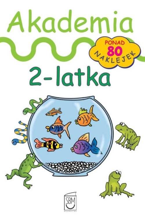 Akademia 2-latka biała Ostrowska Monika