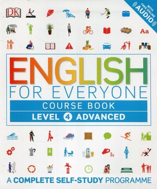 English for Everyone Course Book Level 4 Advanced Boobyer Victoria, Bowen Tim, Barduhn Susan