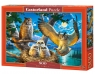 Puzzle 500 Owl Family (B-53322)