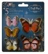 Motyle samoprzylepne 5 sztuk