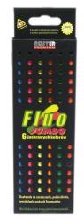 Kredki Fluo Jumbo 6 kolorów
