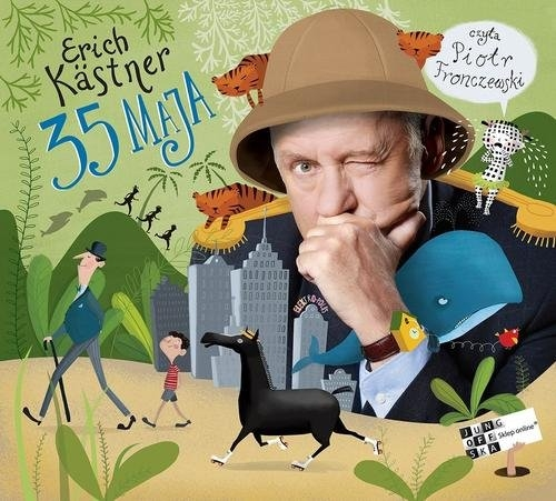 35 maja  (Audiobook) Kastner Erich