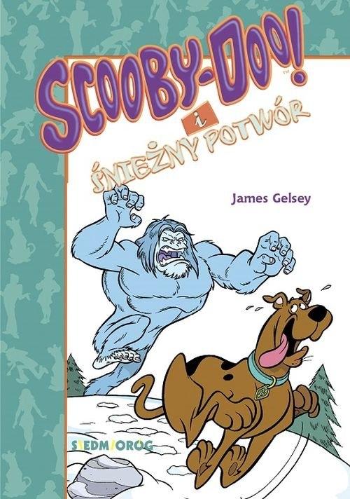 Scooby-Doo! i Śnieżny Potwór Gelsey James
