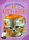 Album z naklejkami Koty i kotki