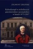 Kulturkampf w archidiecezji gnieźnieńskiej i poznańskiej w latach 1873-1887 Zieliński Zygmunt