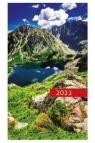 Kalendarz 2022 Tygodniowy Kolorowy góry