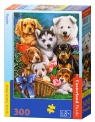 Puzzle Castorland Puppies 300 (B-030323)