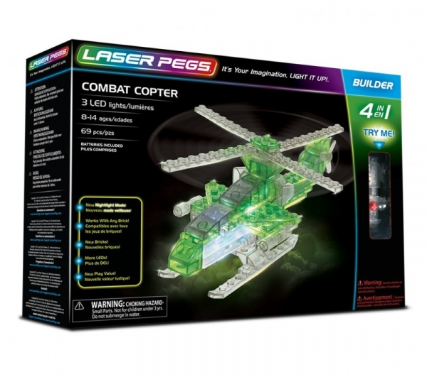 4 in 1 Combat Copter (41012)