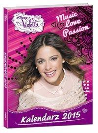 Violetta Kalendarz książkowy na 2015