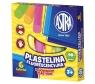 Plastelina Astra fluorescencyjna, 6 kolorów (83811906)
