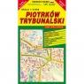 Plan miasta Piotrków Trybunalski Wydawnictwo Piętka