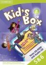 Kid's Box 5-6 Test CD-ROM and Audio CD Camilla Mayhew, Karen Saxby, Caroline Nixon, Michael Tomlinson