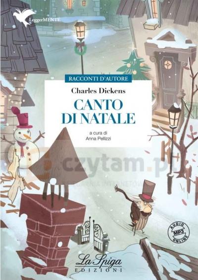 Canto di Natale książka +MP3 online Charles Dickens