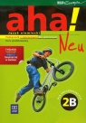 Aha! Neu 2B Podręcznik z ćwiczeniami + 2 CD Kurs podstawowy dla początkujących