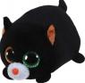 Maskotka Teeny Tys Treat - czarny kot 10 cm (42332)