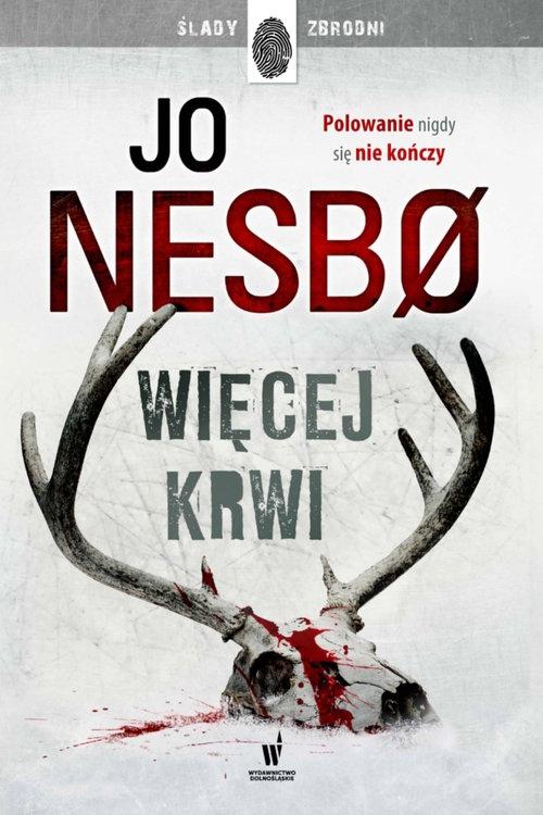 Więcej krwi Nesbo Jo