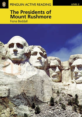 PLAR Presidents of Mount Rushmore Bk/MP3 CD(2) Fiona Bedall