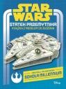 Star Wars Statek przemytnika Książka z modelem do złożenia Pallant Katrina