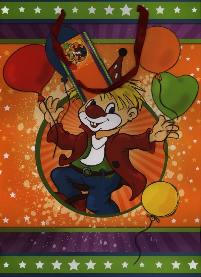 Torba Happy Clown big AGB016802 .