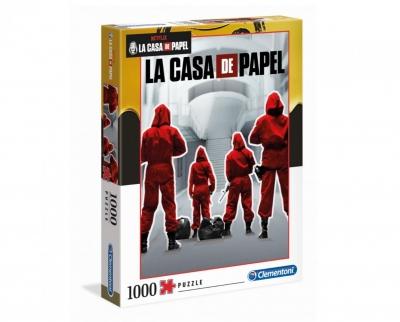 Puzzle 1000 Netflix La Casa de Papel (39532)