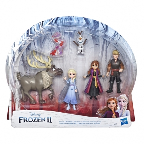 Frozen 2: Adventure collection (E5497)