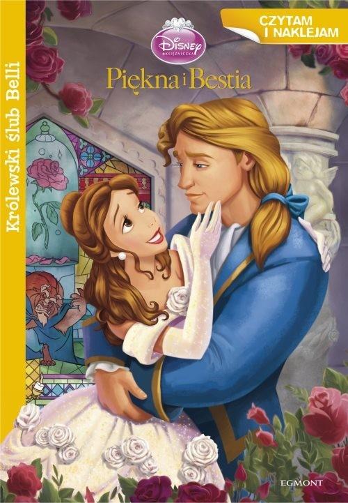 Czytam i naklejam Królewski ślub Belli
