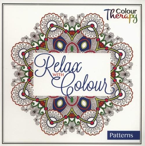 Kolorowanka Relax with colour Patterns