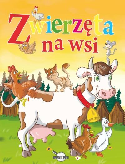 Zwierzęta na wsi (OT) A. Nożyńska-Demianiuk