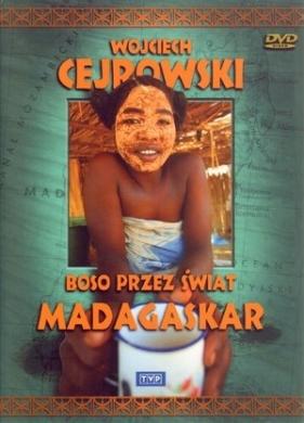 Boso przez świat Madagaskar DVD Cejrowski Wojciech