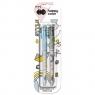 Długopis wymazywalny Happy Color Style, 2 szt. (HA AKPB7571-3 BK2)