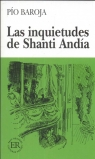 Las inquietudes de shanti andia B  Baroja Pio