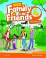Family and Friends 2ed 4 SB
