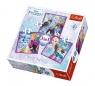 Puzzles 3w1 Zimowa magia (34832)