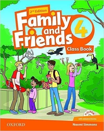 Family and Friends 2ed 4 SB Naomi Simmons