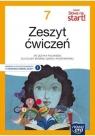 NOWE Słowa na start! 7. Zeszyt ćwiczeń do języka polskiego dla klasy Praca zbiorowa