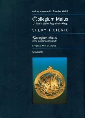 Collegium Maius Uniwersytetu Jagielońskiego  Sfery i Cienie Stanisław Waltoś
