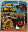 Hot Wheels Monster Trucks: Pojazd 1:64 - Tiger Shark (FYJ44/GJF04)