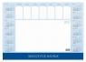 Kalendarz 2021 BIUWAR duży z listwą PCV CRUX praca zbiorowa