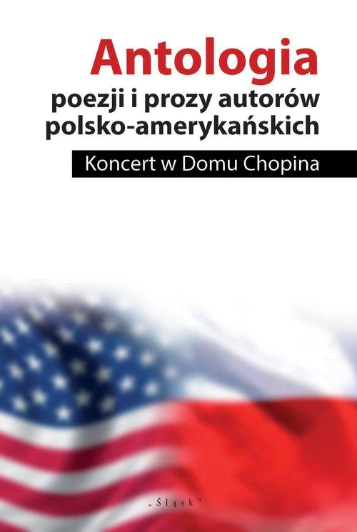 Antologia poezji i prozy autorów polsko-amerykańskich Minczeski John, Guzlowski John