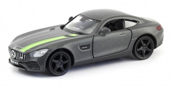 Pojazd RMZ Mercedes-Benz GT S A MG 2018 (Matte Grey) (K-832)