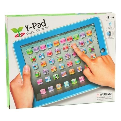 Tablet edukacyjny dla dzieci  Y-Pad język angielski