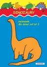 Dinozaury. Malowanki od lat 2
