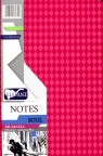 Notes Soul A6 kratka różowy